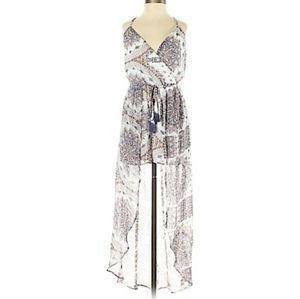 NWT Maxi Romper dress by Lily Rose